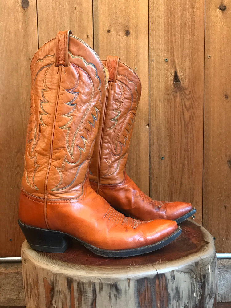 Load image into Gallery viewer, Tony Lama Cowboy Boots W Sz 10