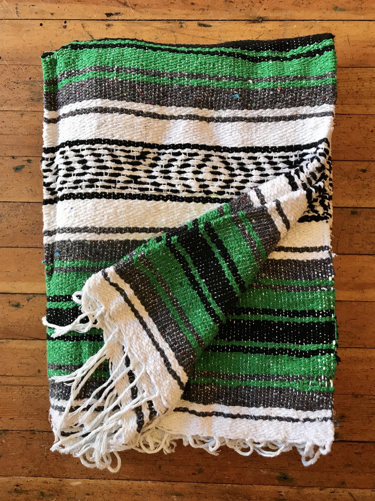 Load image into Gallery viewer, Emerald Falsa Blanket