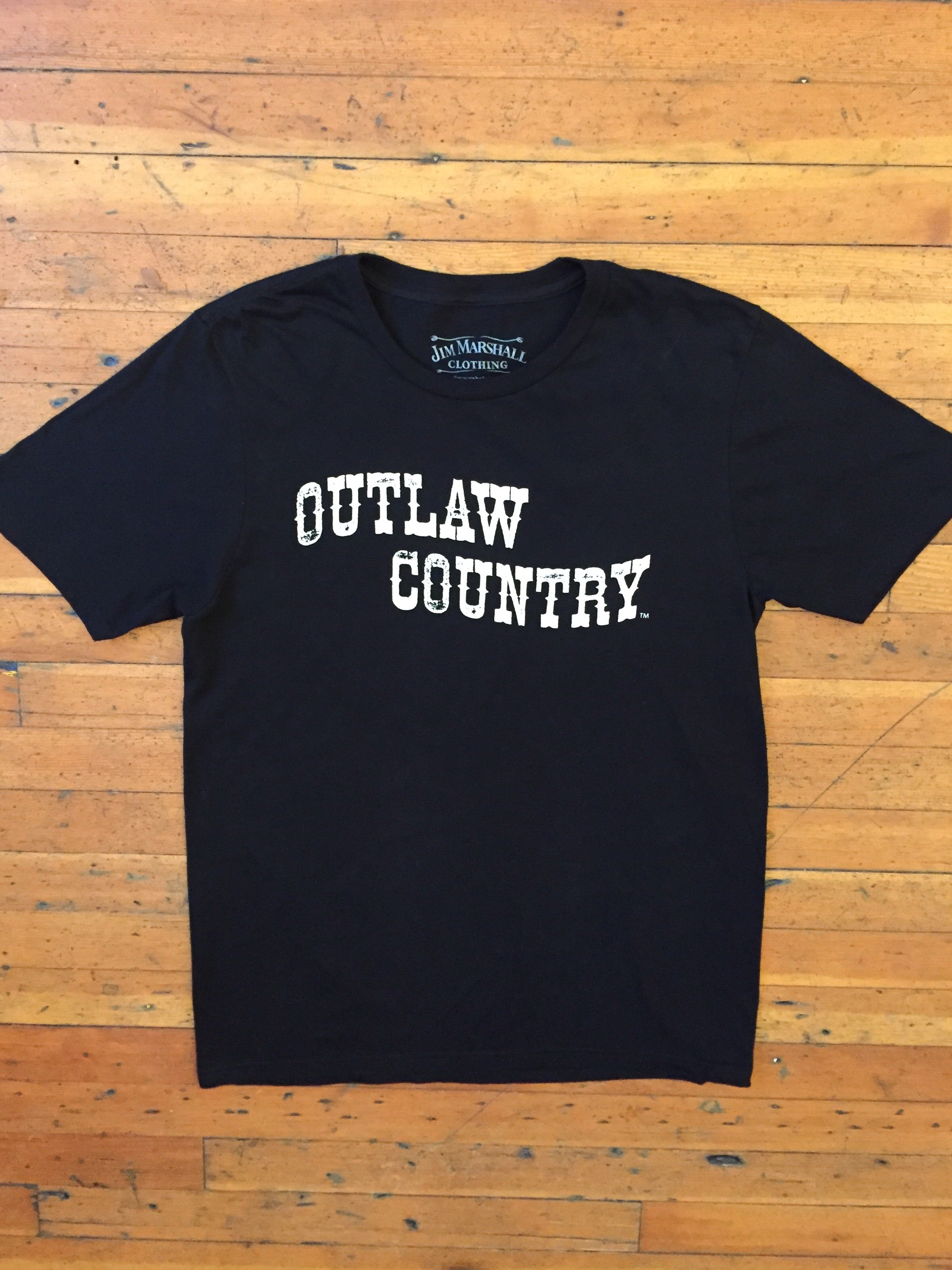 Outlaw Country Tee