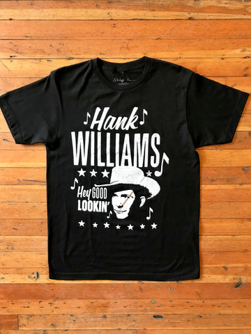 Hank Williams Good Lookin' Tee