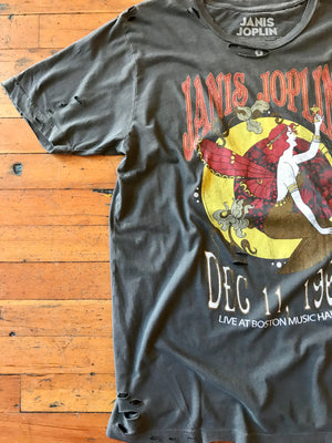 Load image into Gallery viewer, Janis Joplin Nouveau Boston Music Hall Tee