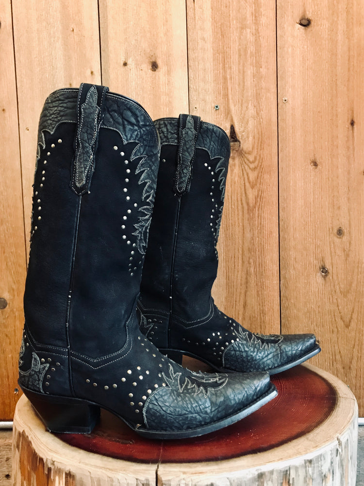Load image into Gallery viewer, Dan Post Cowboy Boots W Sz 8.5