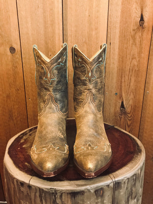 Load image into Gallery viewer, Old Gringo Cowboy Boots W Sz 10