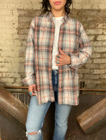 Men's Vintage Flannel Sz L