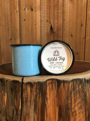 Alpine- Wild Fig & Cedar Candle