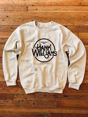 Hank Williams Honky Tonk Blues Sweatshirt