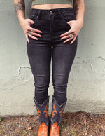 High Rise Twiggy Skinny Jeans