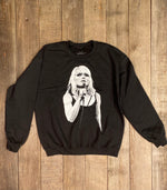Debbie Harry Open Mic Sweatshirt
