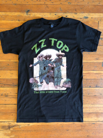 ZZ Top Little Ol' Band From Texas Tee