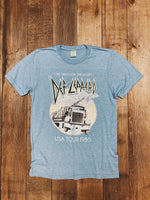 Def Leppard On Through The Night Tour Tee