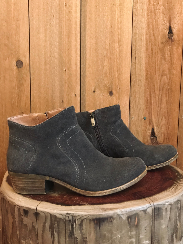 Load image into Gallery viewer, Lucky Brand Ankle Boots W Sz 8.5
