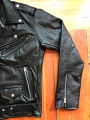 The Badass Biker Moto Jacket