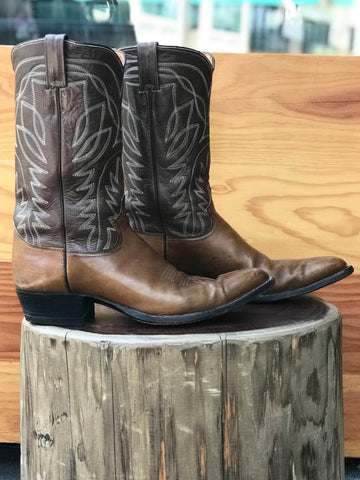 Men's Justin Boots Size 11