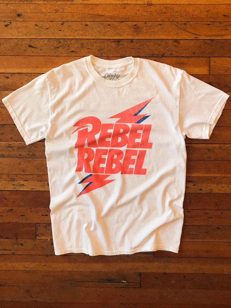 David Bowie Rebel Rebel Tee