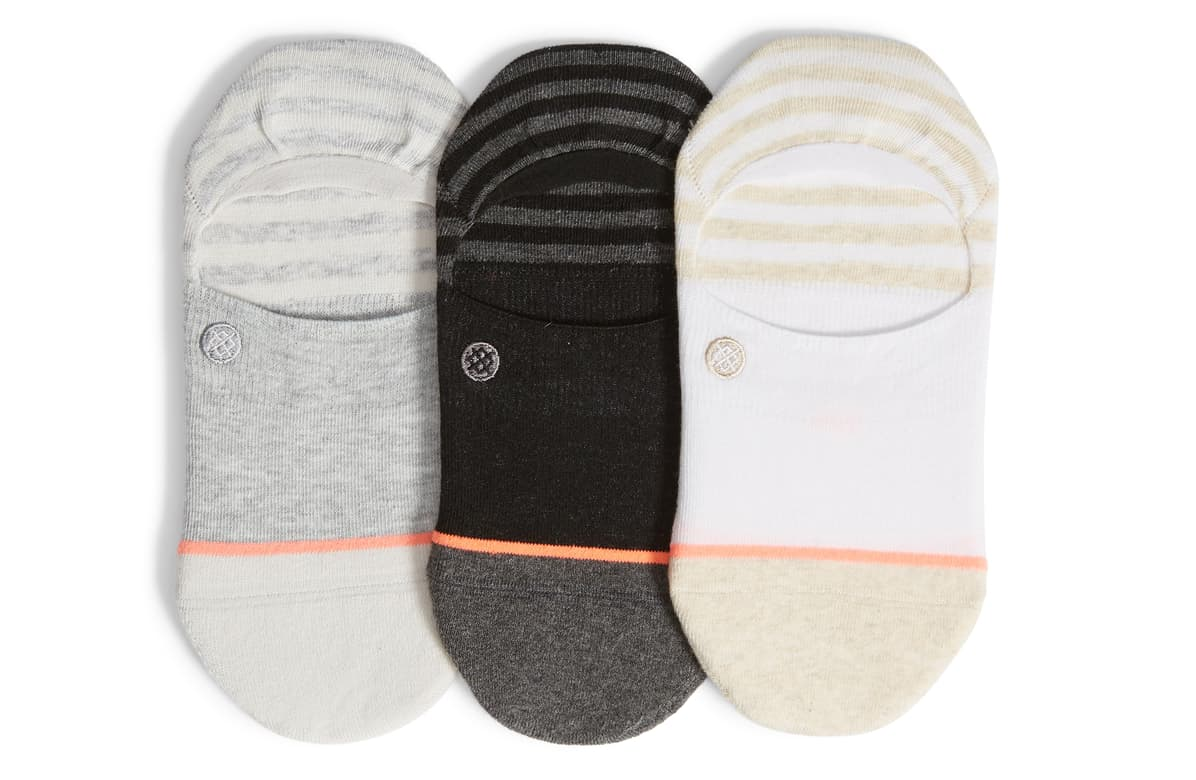 Sensible 3 Pack Low Socks