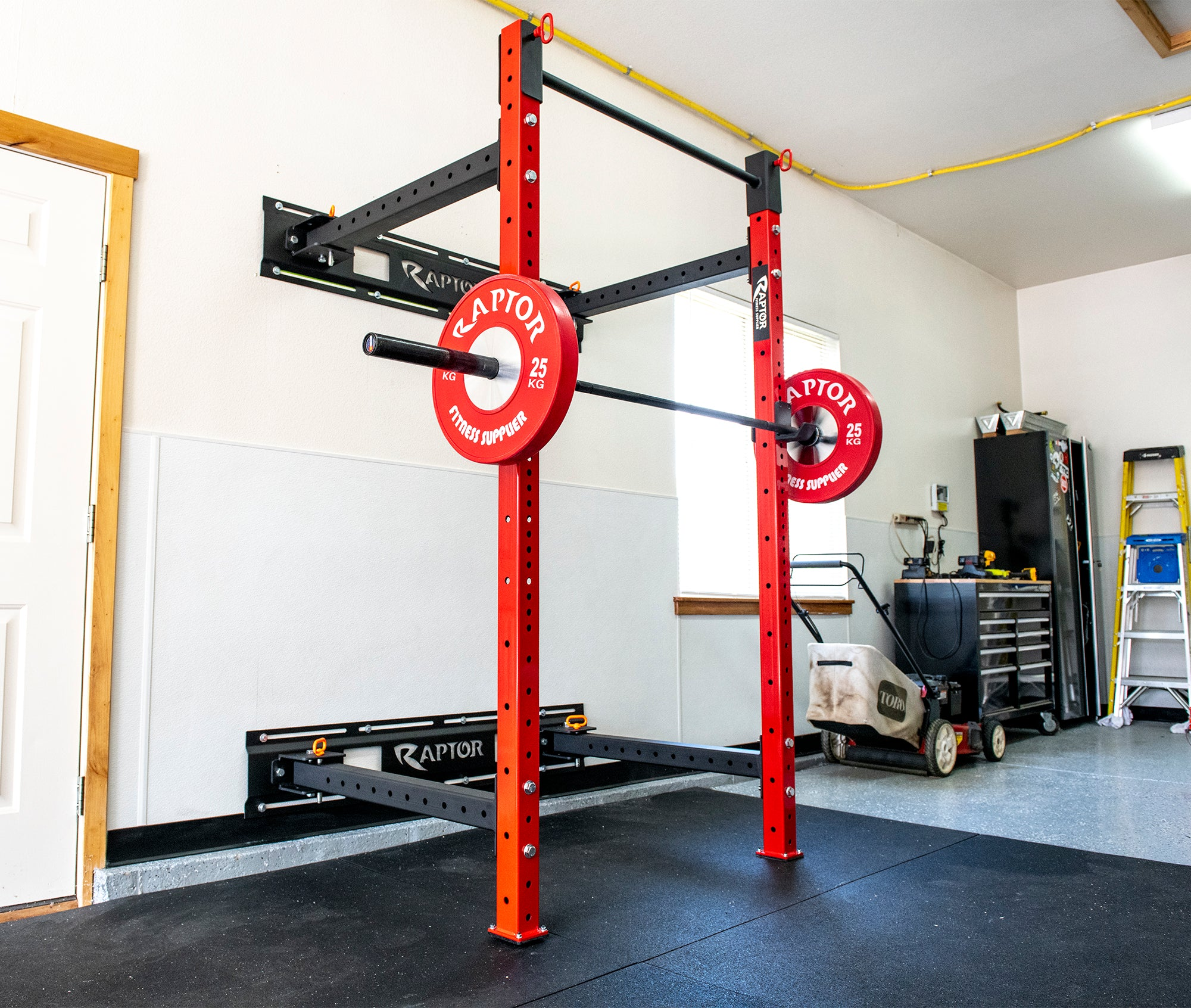Foldable power rack folding power rack power rack u raptor