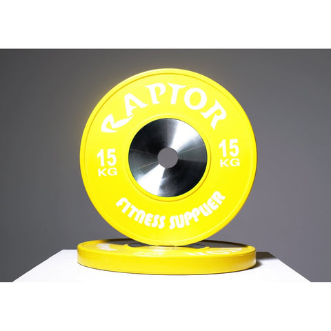 Raptor Training Bumper Plate KG