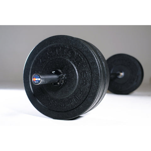 Image of Colorado Barbell, 160 Lbs of bumpers and clips all SHIPS FREE