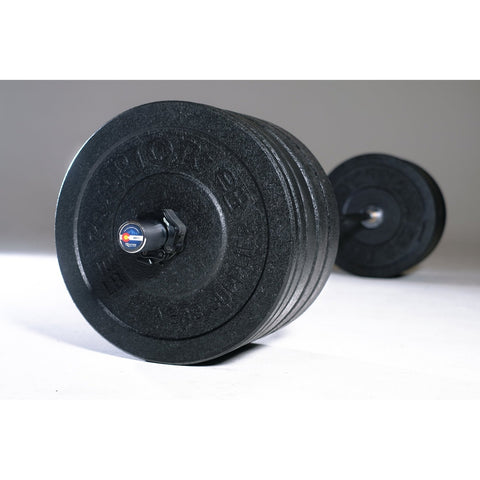 Image of Colorado Barbell, 260 Lbs of bumpers and clips all SHIPS FREE