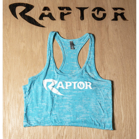 Women Tank Top Light Blue