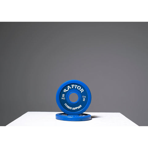 Our fractional plates will allow any athlete make smaller jumps and work on technique while loading the barbell a little at a time.