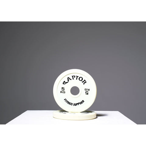 Image of Our fractional plates will allow any athlete make smaller jumps and work on technique while loading the barbell a little at a time.