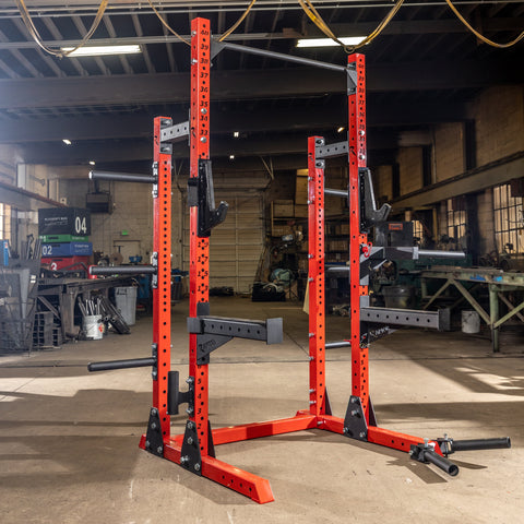 Image of Rex Series Fully Loaded Half Rack