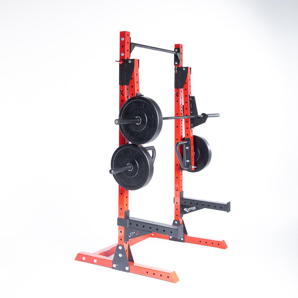 Rex Series Squat Stand And Pull Up Bar
