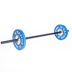 fat bar or also called axle bar, for strongman grip barbell movements