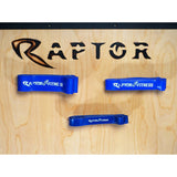 Raptor Elastic Bands Blue Set