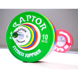 Olympic Weightlifting Elite Barbell And Bumper Set 165 Kg