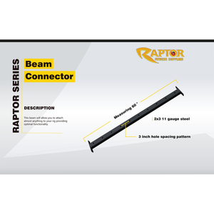 Raptor Series Beam Connector