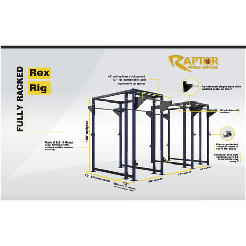 Image of The most versatile collection of rigs by the Colorado strength equipment store in denver colorado visit our site or call us to place your order.