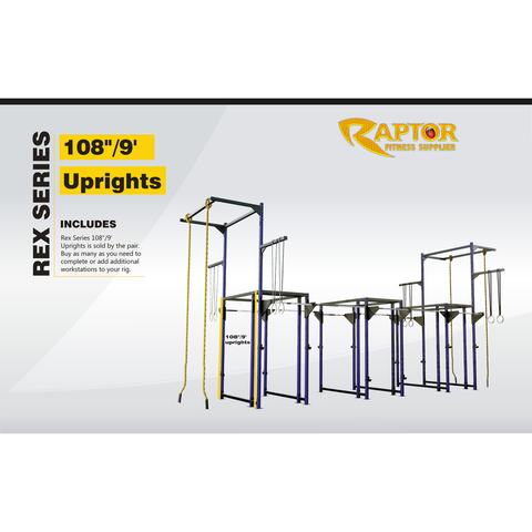 Rex Series Uprights
