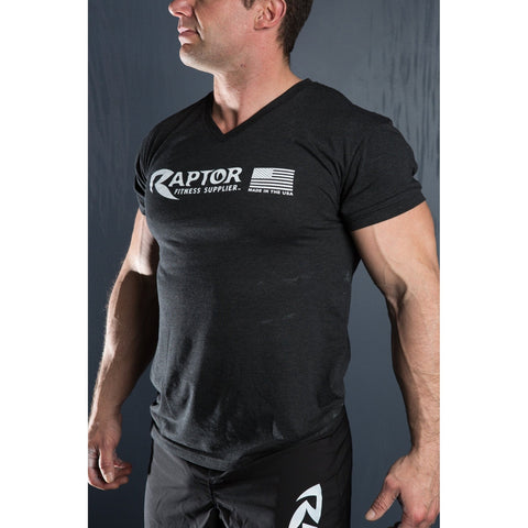 Image of Men T-Shirt V Neck