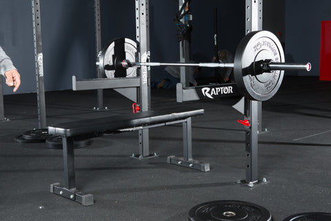 Image of Rex Series Power Rack Numbered Holes