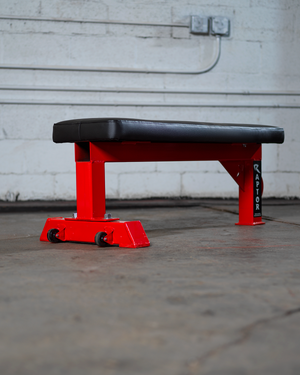 The Raptor Flat Bench