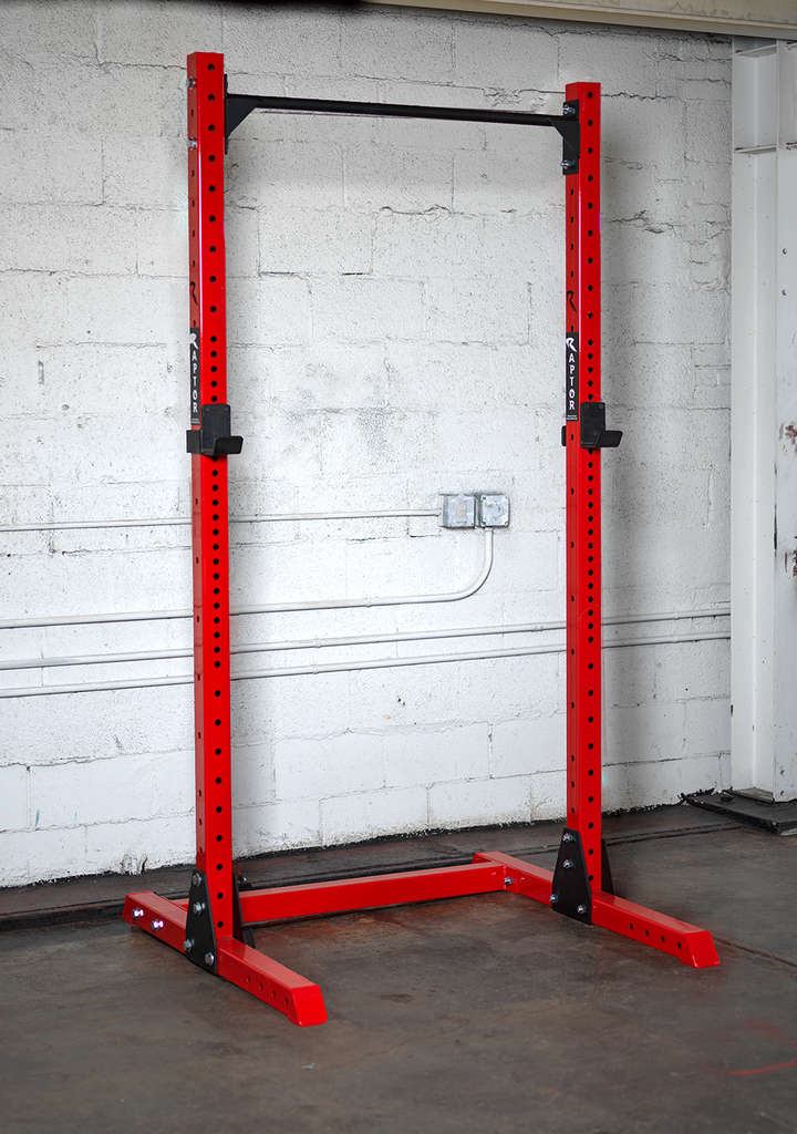 Rex Series Squat Stand And Pull Up Bar (Craft)
