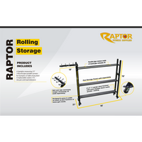 Raptor Rolling Storage Add-On 70
