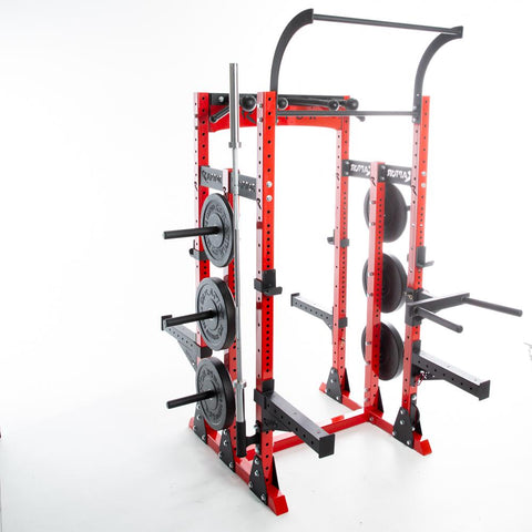 Image of Cayton's Guillotine Double Half Rack