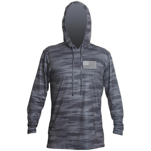 MENS - FREEDOM FLAG TECH HOODY