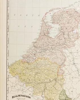 Maps of Holland
