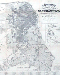 Maps of San Francisco