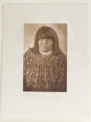 Apache Mohave Woman