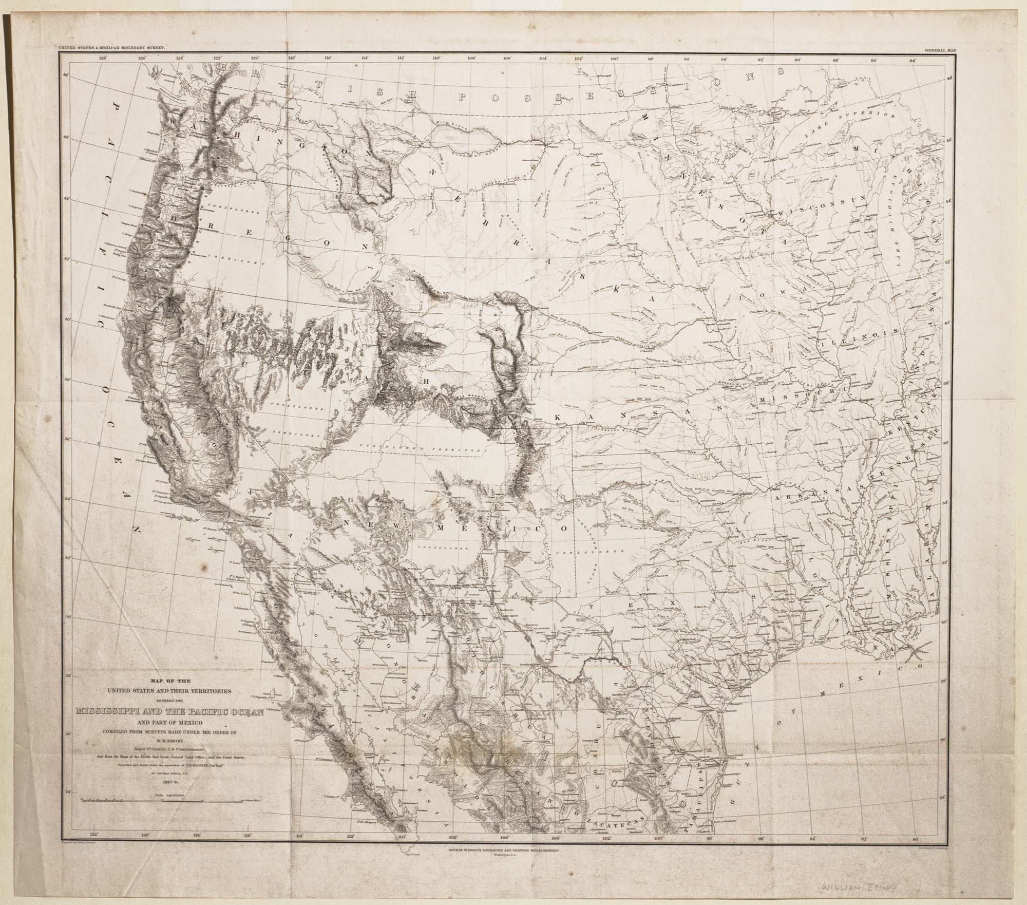 A Map Of The United States Their Territories Between The - Us Map Pacific Ocean