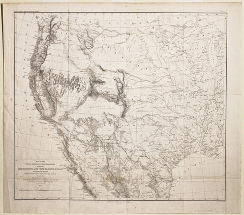 North America Map Mississippi River.Maps Of North America U S Tagged Mississippi River Arader