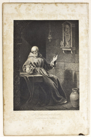 The Capuchin Monk