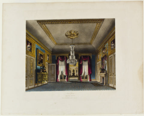 Ante Room, Carlton House