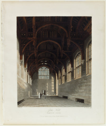 Gothic Hall, Hampton Court
