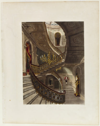 Grand Staircase, Carlton House